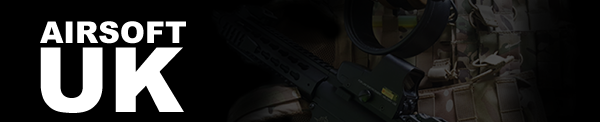 Airsoft UK logo header title